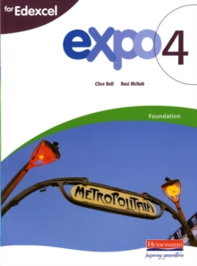 Expo 4 Edexcel Foundation Student Book, Paperback Book