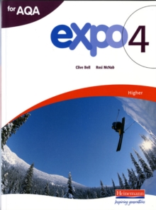 Expo 4 AQA Higher Student Book, Paperback Book