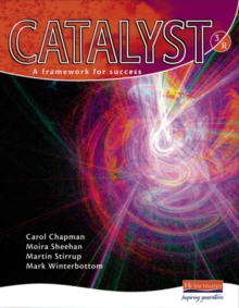 Catalyst 3 Red Student Book, Paperback Book