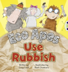 BC Red A (KS1) Eco Apes Use Rubbish, Paperback / softback Book