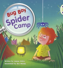 Bug Club Yellow C/1C Bug Boy: Spider Camp, Paperback / softback Book