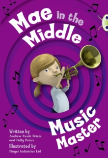 BC Lime A/3C Mae in the Middle: Music Master, Paperback Book