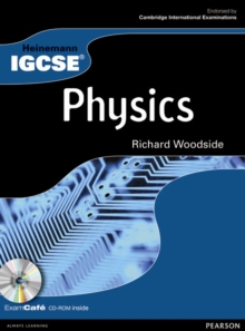 Heinemann IGCSE Physics Student Book with Exam Cafe CD,  Book