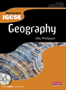 Heinemann IGCSE Geography Student Book with Exam Cafe CD, Mixed media product Book