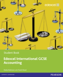 Edexcel International GCSE Accounting Student Book with ActiveBook CD, Mixed media product Book