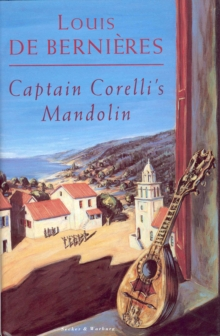 Captain Corelli's Mandolin, Hardback Book