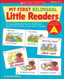 MY FIRST BILINGUAL LITTLE READERS LEVEL, Hardback Book