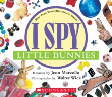 I Spy Little Bunnies : A Book of Picture Riddles, Board book Book