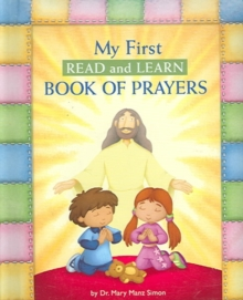 My First Read And Learn Book Of Prayers, Board book Book