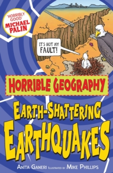 Earth-Shattering Earthquakes, Paperback Book
