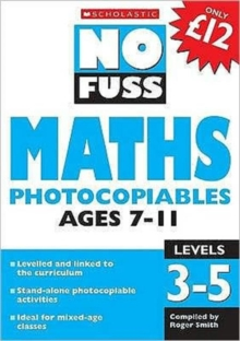 Maths Photocopiables Ages 7-11, Paperback Book