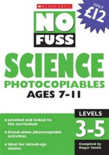 Science Photocopiables Ages 7-11, Paperback / softback Book