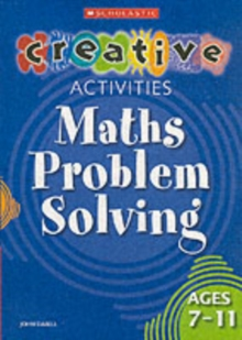 Maths Problem Solving Ages 7-11, Paperback Book