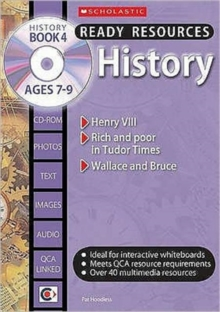 History; Book 4 Ages 7-9, Paperback / softback Book
