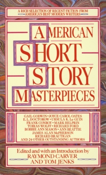 American Short Story Masterpieces, Paperback Book