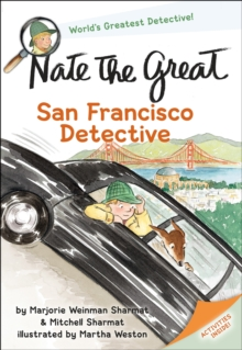 Nate The Great San Francisco Detective, Paperback / softback Book