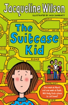 The Suitcase Kid, Paperback / softback Book
