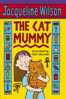 The Cat Mummy, Paperback Book