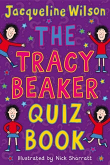 The Tracy Beaker Quiz Book, Paperback Book