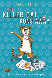 The Killer Cat Runs Away, Paperback Book