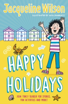 Jacqueline Wilson's Happy Holidays, Paperback / softback Book