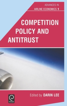 Competition Policy and Antitrust, Hardback Book