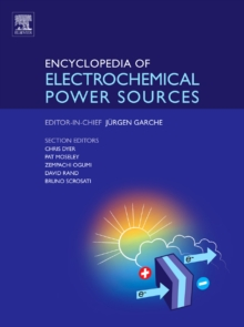 Encyclopedia of Electrochemical Power Sources, Mixed media product Book