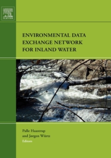 Environmental Data Exchange Network for Inland Water, Hardback Book