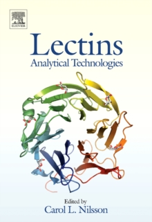 Lectins: Analytical Technologies, Hardback Book