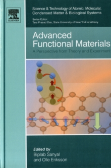 Advanced Functional Materials : A Perspective from Theory and Experiment Volume 2, Hardback Book