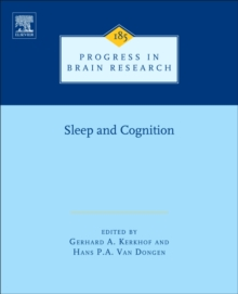 Human Sleep and Cognition : Basic Research Volume 185, Hardback Book