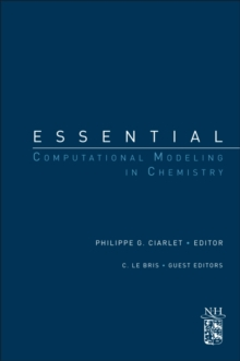 Essential Computational Modeling in Chemistry, Paperback / softback Book
