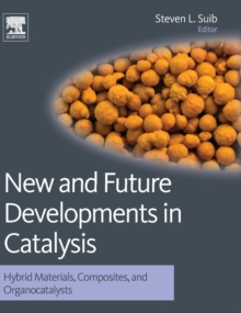 New and Future Developments in Catalysis : Hybrid Materials, Composites, and Organocatalysts, Hardback Book