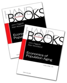 Handbook of the Economics of Population Aging : Volume 1A-1B, Mixed media product Book