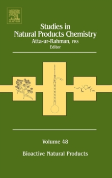 Studies in Natural Products Chemistry : Bioactive Natural Products (Part XI) Volume 48, Hardback Book