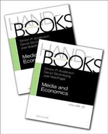 Handbook of Media Economics : Volume 2V, Mixed media product Book
