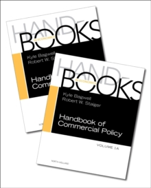 Handbook of Commercial Policy : Volume 1A-1B SET, Mixed media product Book