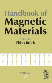 Handbook of Magnetic Materials : Volume 27, Hardback Book
