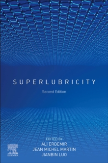 Superlubricity, Paperback / softback Book