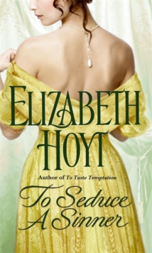 To Seduce a Sinner, Paperback Book