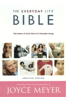 The Everyday Life Bible, Hardback Book