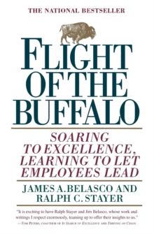 Flight of the Buffalo, Paperback Book