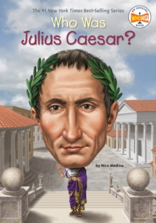Who Was Julius Caesar?, Paperback Book