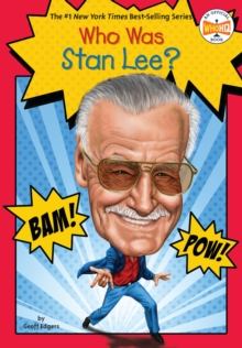 Who is Stan Lee?, Paperback Book