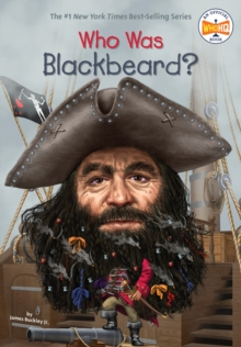 Who Was Blackbeard?, Board book Book