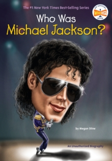 Who Was Michael Jackson?, Board book Book