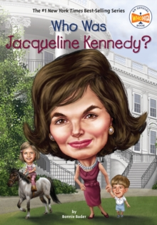 Who Was Jacqueline Kennedy?, Paperback / softback Book