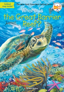 Where Is The Great Barrier Reef?, Paperback / softback Book