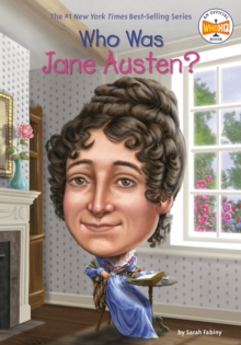 Who Was Jane Austen?, Paperback / softback Book