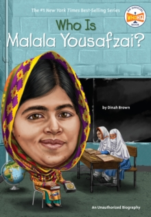 Who Is Malala Yousafzai?, Board book Book